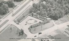 Kingsport TN * Aerial View of Major's Motel  1950 *