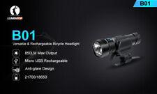 LUMINTOP BO1 BIKE LIGHT 850 LM CREE XP-L HD 18650/21700 BATTERY INCLUDED