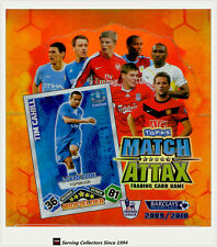 2009-10 Topps Match Attax Trading Card Game Factory Box (24 packs)-rare