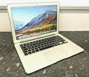 """Apple Macbook Air A1369 13.3"""" 4GB 120GB I5 1.7GHz High Sierra Mid 2011 EE1410"""