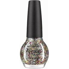 Nicole by Opi Nail Polish Lacquer Rainbow In The S-Kylie .5 oz Color Glitter New