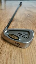 Ping i3 O-Size Silver Dot 8 iron Graphite S