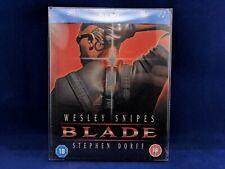 BLADE Steelbook Bluray 2017 First Edition Wesley Snipes Vampire Marvel Heroes