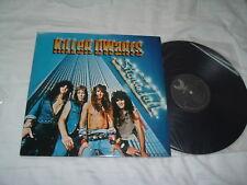 KILLER DWARFS Stand Tall '86 CANADIAN HAIR metal LP ORIGINAL US press MINT-