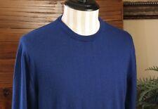 Hugo Boss Pullover Jumper Mens XL Virgin Wool