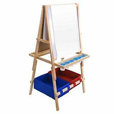 Us Art Supply Cardiff Children's Art Activity Easel with Easel Paper Roll 2 L.