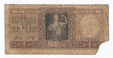 Argentina 1 peso ND (1952-55)