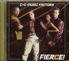 C+C MUSIC FACTORY - FIERCE - CD - NEW