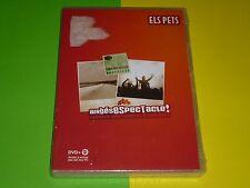 ELS PETS Aixo es espectacle / Cronica sentimental d´una gira CD+DVD Precintada