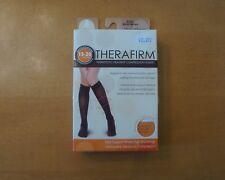 8f8adb49ac Therafirm Women's Knee-High Compression Stockings 15-20 Small Bronze