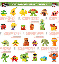 SUPER FOODIES 2 - PERSONAGGI A SCELTA - ESSELUNGA ITALIA 2020