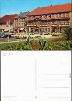 Ansichtskarte Waren (Müritz) Neuer Markt 1977