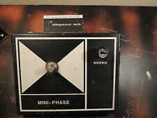 VINTAGE MAESTRO MINI PHASE EFFECTS PEDAL MPS-2 RARE PHASER SHIFTER 1974 FREE S&H