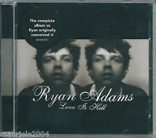Ryan Adams. Love is Hell (2001) CD NUOVO Wonderwall. Hotel Chelsea nights. World