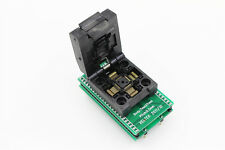 TQFP48 QFP48 To DIP48 SA248 IC Programmer Adapter Clamshell Test Socket