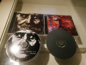 "Paradise Lost 2 CD Set / ""One Second"" + ""Draconian Times"" / Top / MFN"