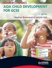 Home Economics: AQA Child Development for GCSE-ExLibrary