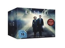 Blu-ray * Akte X - Die komplette Serie * NEU OVP * Komplettbox * Staffel 1 bis 9