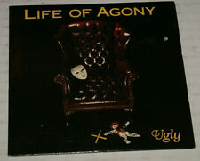 Life Of Agony Ugly CD Promotional Promo 1995 Rare Htf Out Of Print Vg+