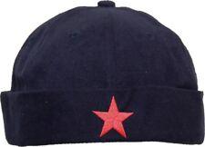 Coco Cap roter Stern auf blau