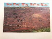 Minnesota MN Hibbing Hull Rust Mine Postcard Old Vintage Card View