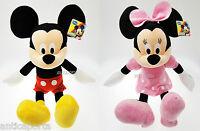 Peluche Topolino Minnie Originales Disney Todas las Medidas Disponibles Mickey