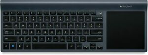 Logitech TK820 Wireless All-in-One Keyboard Touch Pad FRENCH(NO RECEIVER/BATT...