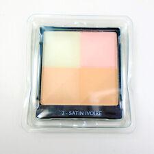 Givenchy Prisme Visage Silky Face Powder Quartet #2 Satin Ivoire 11g Refill *Tst