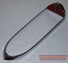 Tail Light Chrome Rim - MGB, MGC & GT's, MG Midget & Austin Healey Sprite >70