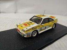 Opel Manta Gt/e 400 Rally Catalunya #9 Sainz 1/43 43 MARCOLIN kit built 1
