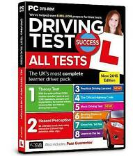 Driving Test Success All Tests: 2016 by Focus Multimedia Ltd (DVD-ROM, 2016)