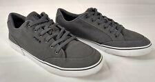 Men's Fila Canvas Athletic Tennis Casual Gray Shoes Size 14 1SC60333-052