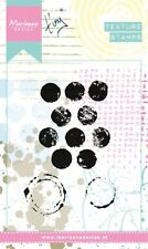 Marianne Design TEXTURE Clear Stamps DOTS MM1608