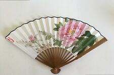 Meticulous Hand Painting Chinese Bamboo Fan