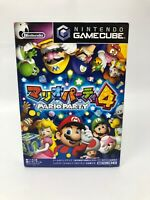 Mario Party 4 Nintendo GameCube Japan NTSC-J