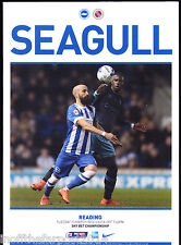 2015/16 BRIGHTON & HOVE ALBION V READING 15-03-2016 Championship