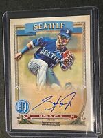 2020 TOPPS GYPSY QUEEN AUTO CARD SEATTLE MARINERS SHED LONG #GQA-SL