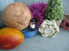 NEW NATURAL TROPICAL COCONUT & MANGO FRUIT AROMATHERAPY 4ml. FRAGRANCE OIL