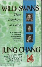Wild Swans: Three Daughters of China,Jung Chang- 9780007616992