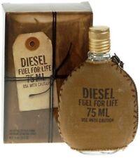 Diesel Fuel For Life 75ml. eau de Toilette spray Pour Homme Men EDT