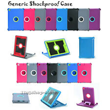 For Apple iPad mini 12345 Pro Shockproof Dust Proof Defender Case w/Stand Cover