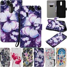For LG Stylo 4/Stylo 3/Stylo 2/K30/K20 Plus Card Wallet Leather Phone Case Cover