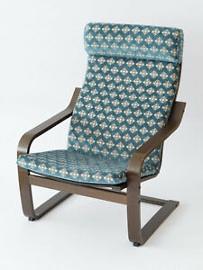 Handmade COVER for IKEA poang chair