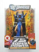 DC Universe Classics Wave 15: Raven Action Figure (Packaging Error) Rare