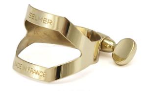 Selmer Alto Sax Ligature - Lacquer (New Style, one screw)
