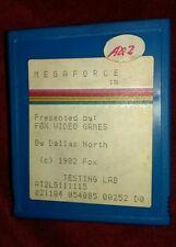 R10 XANTE TESTING LAB PROTOTYPE Atari 2600 Ultra Rare nes Air Raid blue