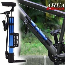 Portable MTB Bike Bicycle PUMP Presta & Schrader Valve Balls Air Pumps Inflater