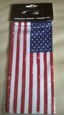 OAKLEY-Metal/Bolsa De Microfibra X EE. UU. Flag (FLAK JACKET + Media JACKET/FROGSKIN) £ 13.50