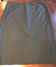IDEOLOGY women's black skirt size 8
