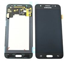 Display 100% ORIGINALE SAMSUNG Galaxy J5 SM-J500FN LCD touch screen nero nuovo